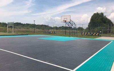 Баскетбольний майданчик