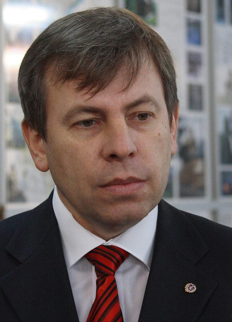 Микола Кміть