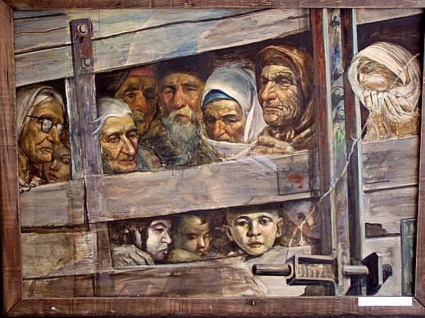 75 років тому розпочалося примусове вивезення населення України в Німеччину