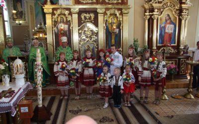 Урочистості з нагоди 30-річчя парафії Покрови Божої Матері Православної Церкви України