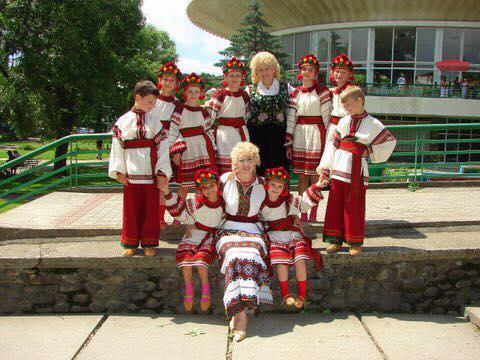 Святковий концерт присвячений 45-річчю Зразкового театру української пісні «Джерельце»