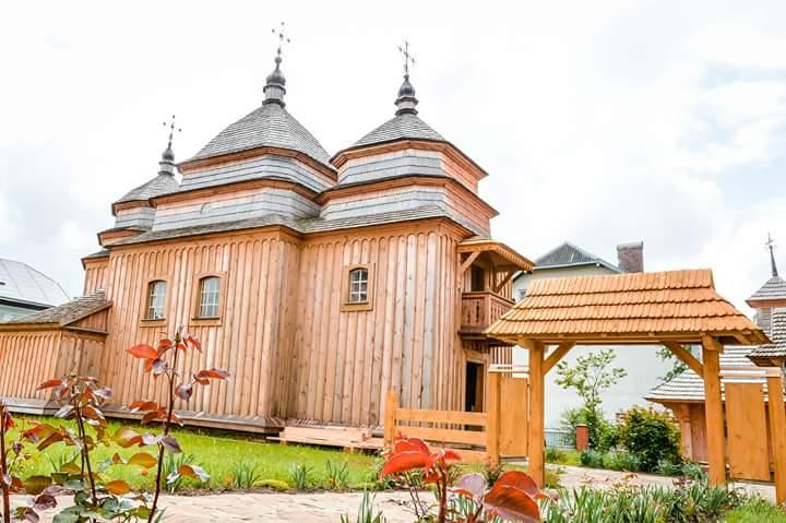 Відкриття Музею ікони Пресвятої Богородиці